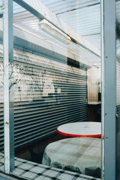 Westhafen Imbiss Reflection Simplicity Minimalism Interior Still Vscocam Interior Views