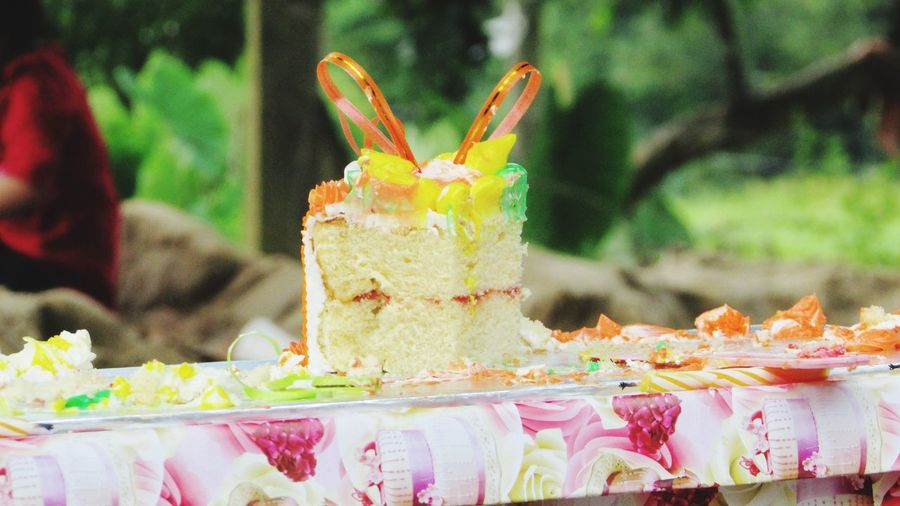 Cake Tropical