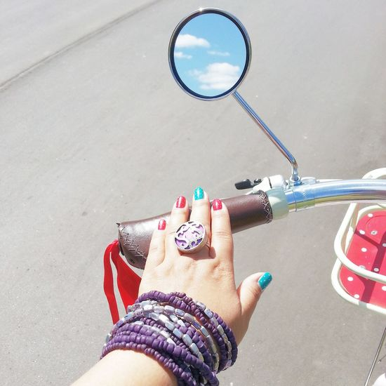 Hand Bycicle