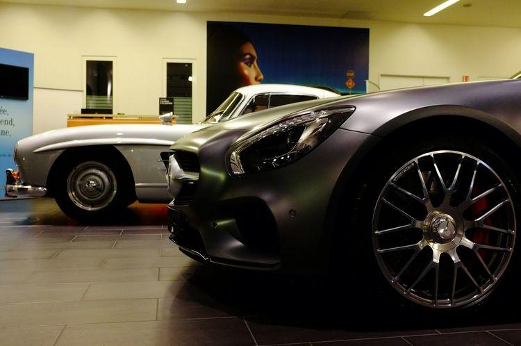 Mercedes Mercedes-Benz AMG Mercedesamg Vintage Mercedes-Classic Amggts Mercedes-benz 300SL
