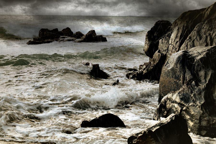 Beachphotography The Minimals (less Edit Juxt Photography) Waves Beach Jixipix