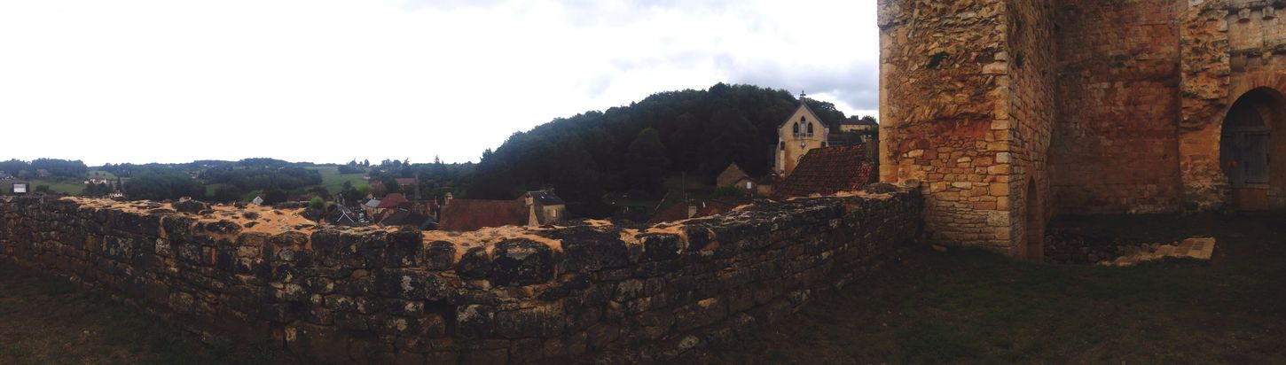 Summer Hollidays France Dordogne Nature Landscape Photography Open Edit Panoramic IPhoneography