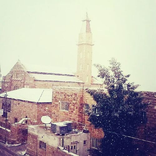 Old Bulding Snow Time :P Wintertime Taking Photos