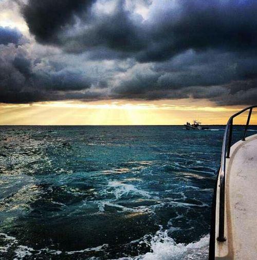 The Beautiful Ocean :)))))