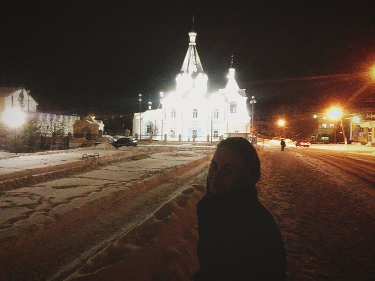 Russia Winter Orthodoxy