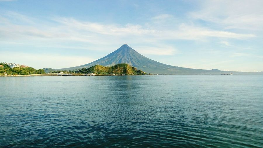 Mayon Volcano, Albay PH First Eyeem Photo