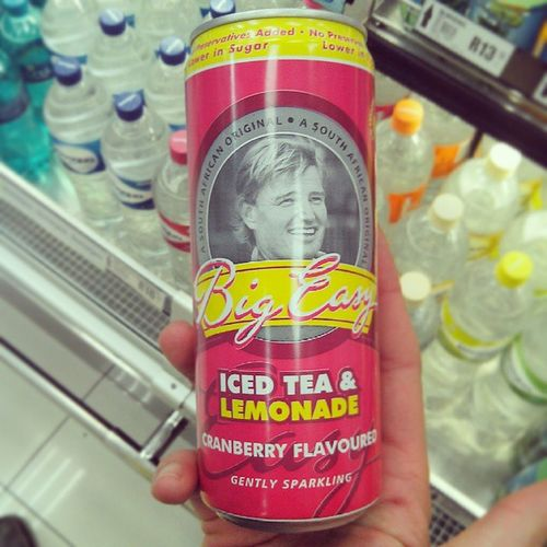 I bet this makes you feel REAL easy... Thebigeasy Icetea
