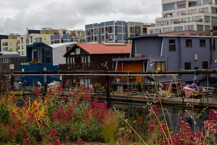 houseboats of