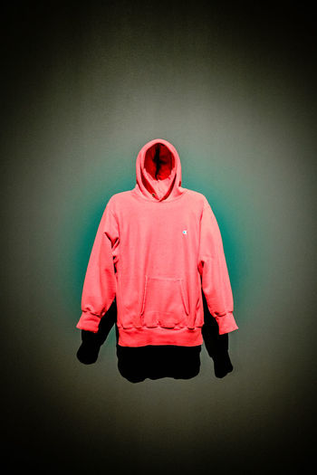 Fashion Museum Of Modern Art Day Disguise Front View Hooded Shirt Indoors  One Person People Real People Standing Studio Shot Young Adult