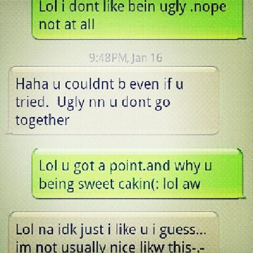 He to real:) #homeboy#caking #trill