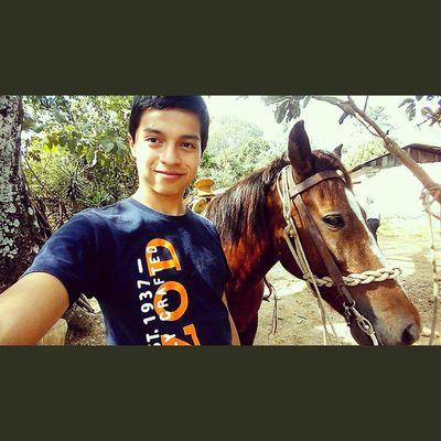 Ixhuatán Santarosa viaje a caballo 🐴