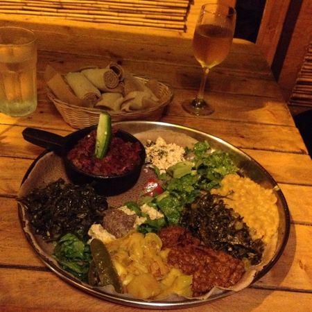Ethiopian Food Food Food Porn Nom Nom Nom