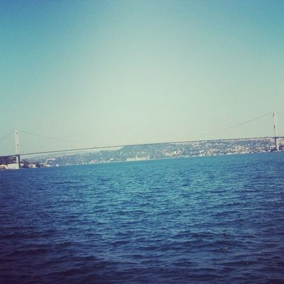 Istanbul Sea Hava Güzel :)
