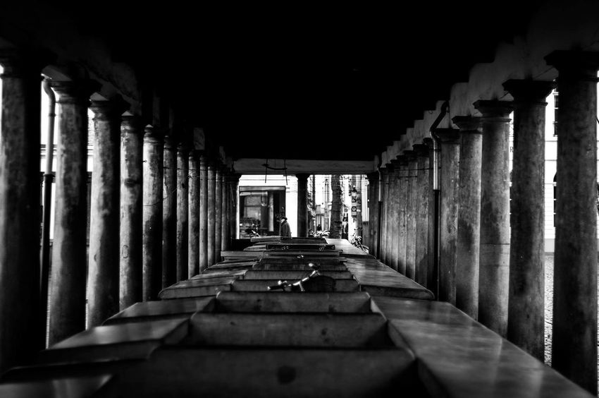 Tunnel after tunnel... Streetphotography Blackandwhite City