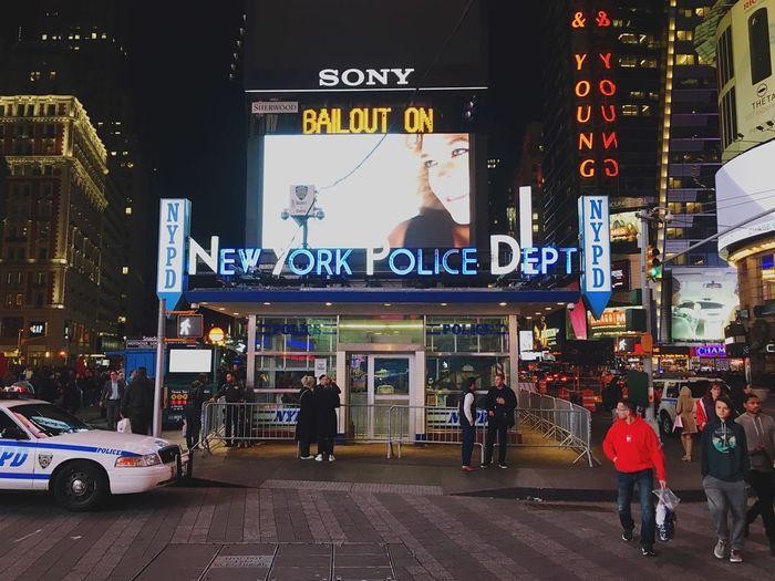 New York Time Square, New York Manhattan