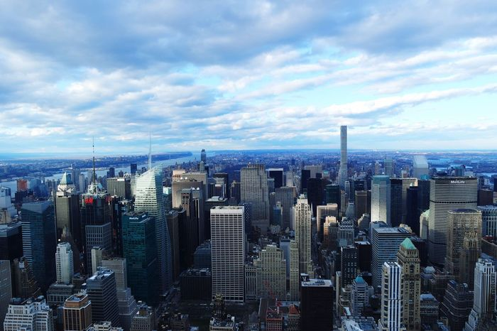 When I Was In New York For Five Days Ago