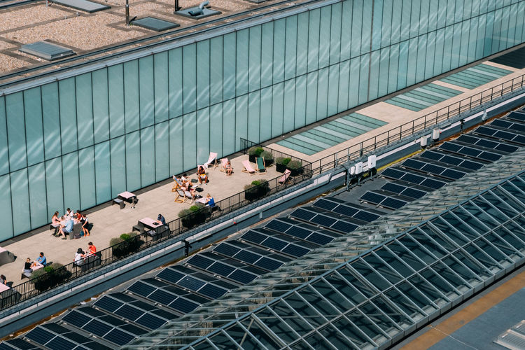 POP summer Adult Architecture Building Building Exterior Built Structure Business City Crowd Day Fujifilm X-t20 Fujifilm_xseries Group Of People High Angle View Incidental People Large Group Of People Men Nature Outdoors Real People Technology Transportation Women