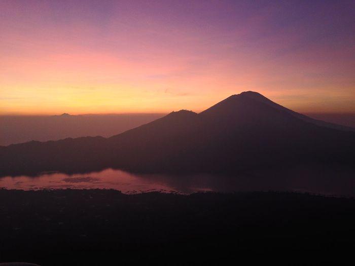 бали ВулканБатур гора вулкан Bali Вулкан агунг на острове Бали