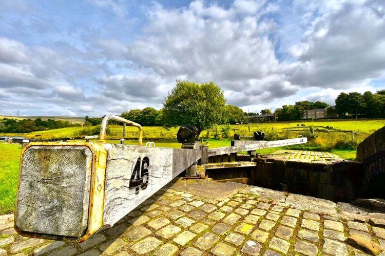Canal Lock Rochdale Canal Rochdale Waterways British Waterways Canal Walks Canal Life Industrial History, Canal Locks The Week On EyeEm