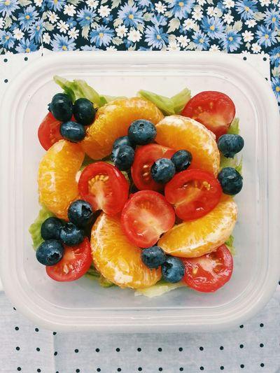 The Foodie - 2015 EyeEm Awards Lunchbreak Salad Eating Healthy 🍴