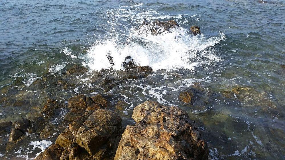 Ocean Sea Surf Surf Photography Spindrift EyeEm Nature Lover EyeEm Best Shots Rocks And Water