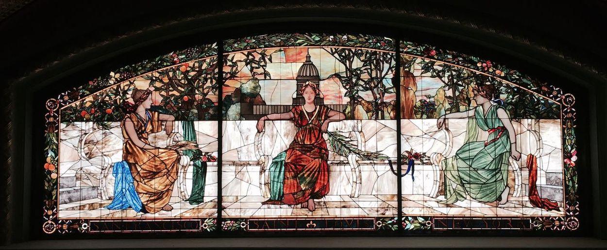 Glassmaleri Window Architecture Glassmaleri Stained Glass Stained Glass Window