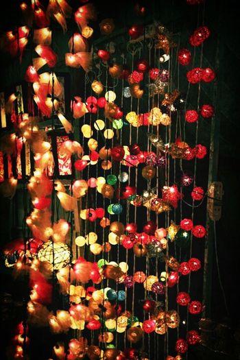 Night lights. :)