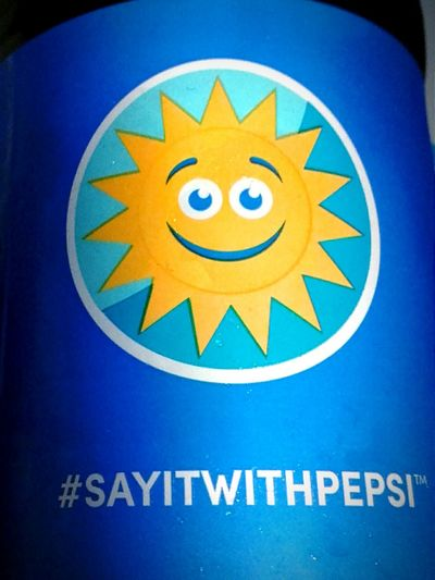 Check This Out Western Script Text&symbols Sayitwithpepsi ☺ Say It With Pepsi 😀 Say It With Pepsi Sayitwithpepsi Emoji Pepsi Logos Pepsi Smiley Face Pepsi-Cola Pepsicola Pepsi Cola Smiley Pepsi : Cola Pepsi Emoji Emojis Emojiporn Emoticons A Little Ray Of Sunshine Emoji Man Pepsi Labels Pepsi~Cola Sunny Emoji Smile Emoticonfaces PEPSI COLLECTOR SERIES