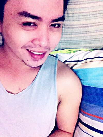 Smile Its Me Handsome Boy Cute♡ Hello World Hieveryone Pillow