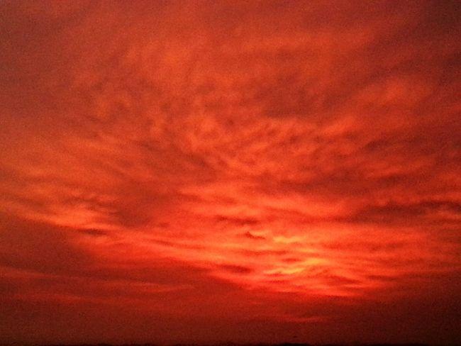 Sunset 090414 Sky And Clouds Cloud And Sky Sunset Sun!