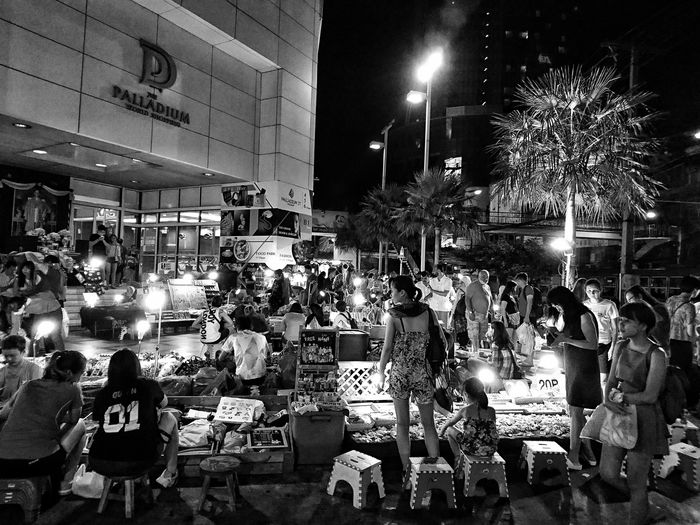 Night Urbanphotography Night Market City Life Dailyphoto Xperia Z5 Bw_ Collection Monochrome EyeEm Bnw Streetphotography Streetphotography_bw EyeEm Thailand Dailylife Black And White Bnw_collection Lensculture AMPt Street Life Sony Xperia Black & White Bw_collection Cityscape Street Photography Lensculturestreets Documentary Photography