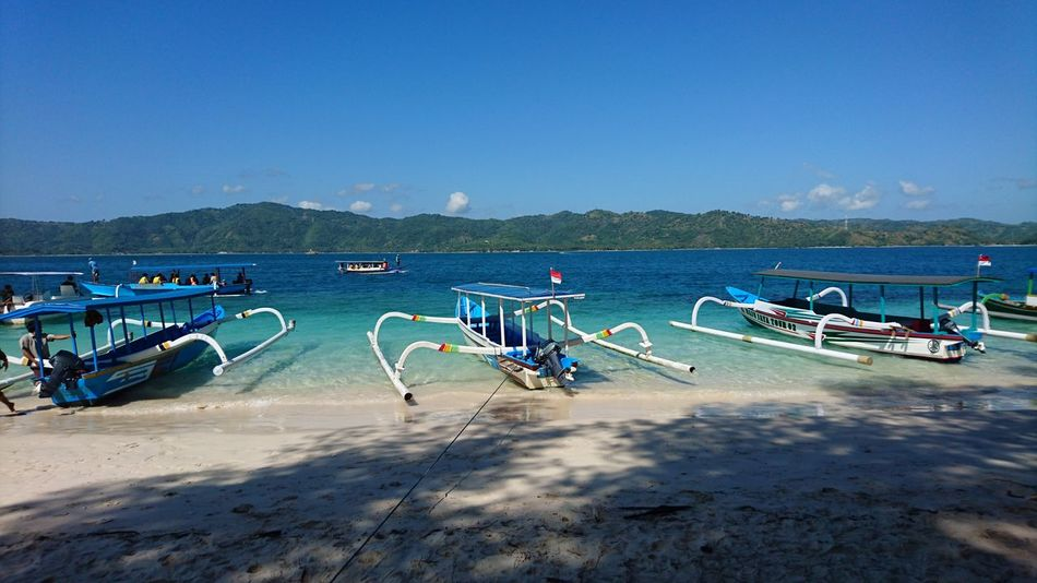 Visit Lombok! XperiaZ5 INDONESIA Lombok Indonesia Beach Beauty In Nature