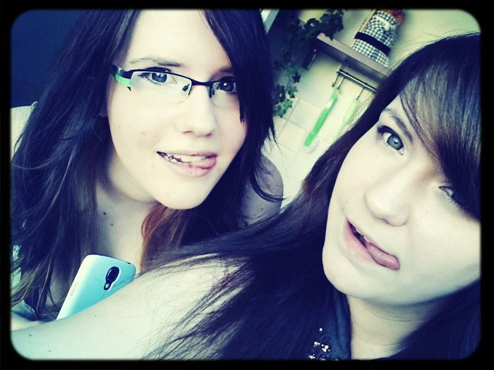just cute girls how love to be ulzzangs :3 ♥♡
