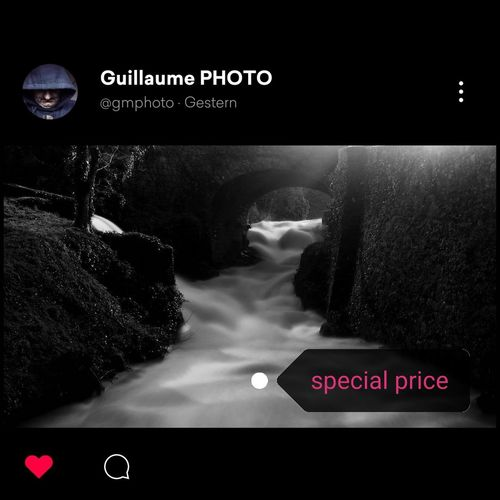 SPECIAL PRICE bnw_friday_eyeemchallenge I must do it... cause I love the floating part of the water. Superb shot @gmphoto. Thanks a lot Guillaume. Bnw_friday_eyeemchallenge Bnw_longexposure
