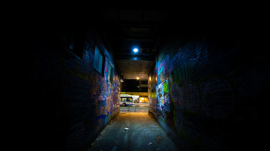 Absence Alley
