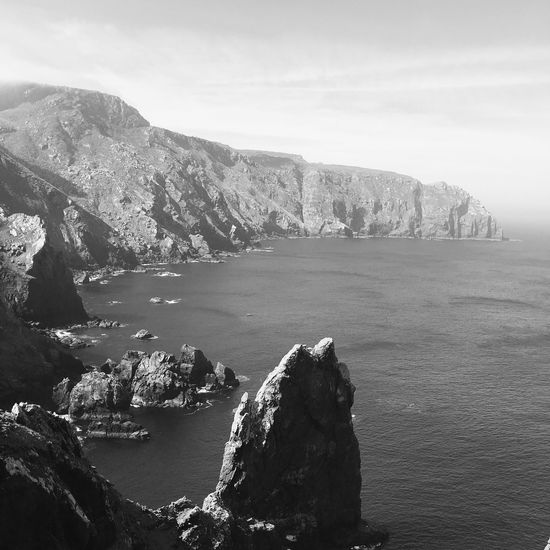 Costa da Morte Sea Nature Scenics No People Tranquility Physical Geography Outdoors Costa Da Morte