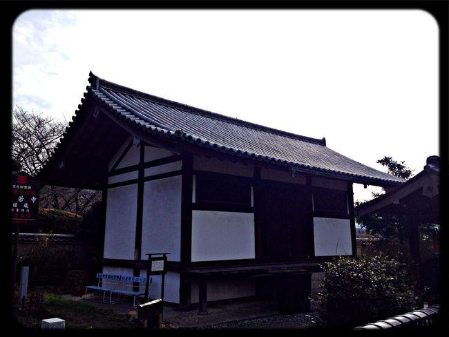 般若寺 経蔵(鎌倉時代・重要文化財) 高い床と簡素な構造が異色。 The Purist (no Edit, No Filter) Taking Photos Temple Architecture