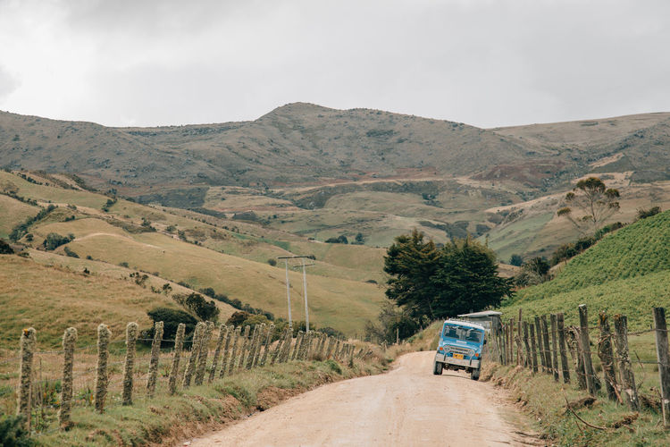 Colombia Car Colombia ♥  Day Environment Land Land Vehicle Landscape Mode Of Transportation Motor Vehicle Mountain Mountain Range Nature No People Non-urban Scene Outdoors Plant Road Road Trip Rural Scene Scenics - Nature Sky Sports Utility Vehicle Sumapaz Transportation Travel