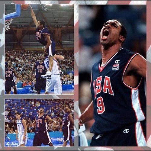USA Olympics Vinsanity