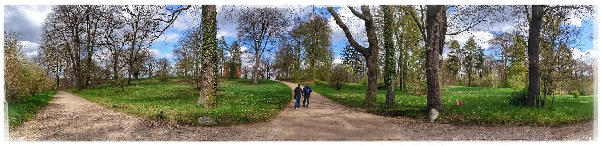Panoramicview Babelsberg Parklife Spaziergang Inthepark