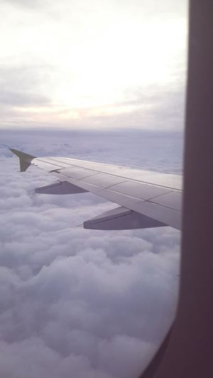 Sky_collection Fly Away Clouds & Sky Travel Photography Baires Argentina 👑🎉🎊👌😚😍 Caba Ubavoyporti✈