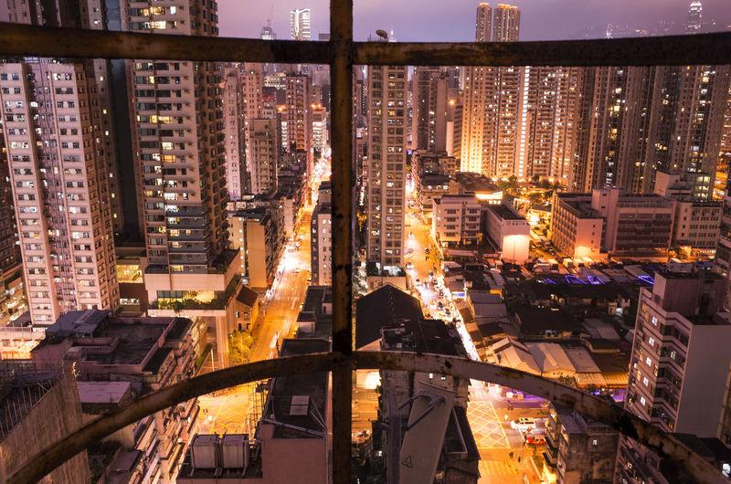 Hong Kong Rooftop City