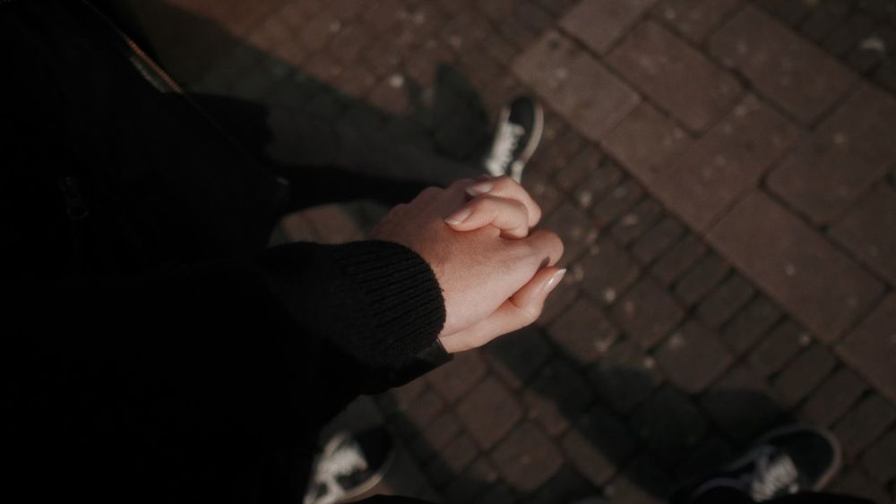 Couple EyeEm Selects Hands Holding Hands Love Relationship The Week On EyeEm Wanderlust Day High Angle View Holding Human Hand Outdoors People Real People Sun Sunset Together Togetherness Waling Around Mix Yourself A Good Time