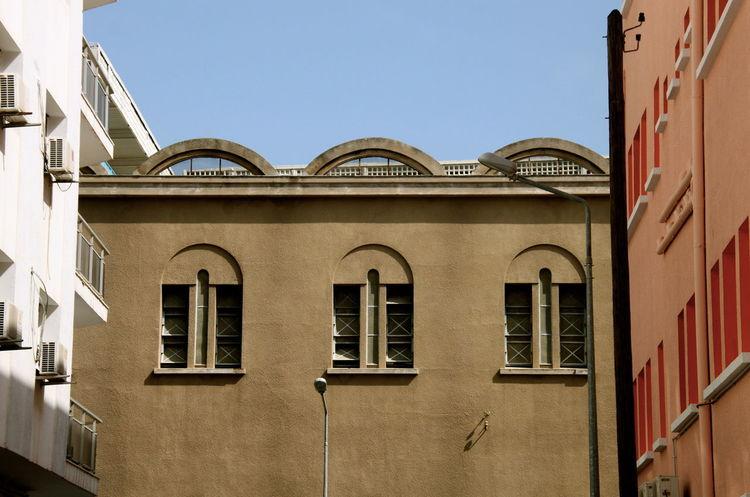 Architectural Detail Architecture Architecture_collection Day Sky Today Tunis Urbanphotography Windows