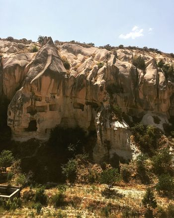 ürgüp Göreme Goreme Open Air Museum Turkey IPhone Kapadokya