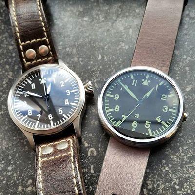 Instawatch Steinhart Moto360 Flieger Watchporn B -uhr Watchesofinstagram Watchmaker Microbrand
