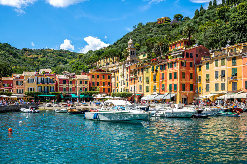 Portofino Holiday Portofino Vacations Architecture Building Exterior Built Structure Day Europe Italy Nature Nautical Vessel No People Nobody Outdoors Sky Vacation Village Water Yacht