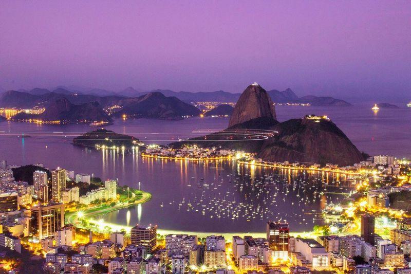 D. Marta Lookout. Rio de Janeiro City. www.fernandocarrilho.com.br