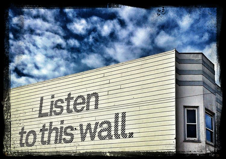 What Are You Listen To Wall Art