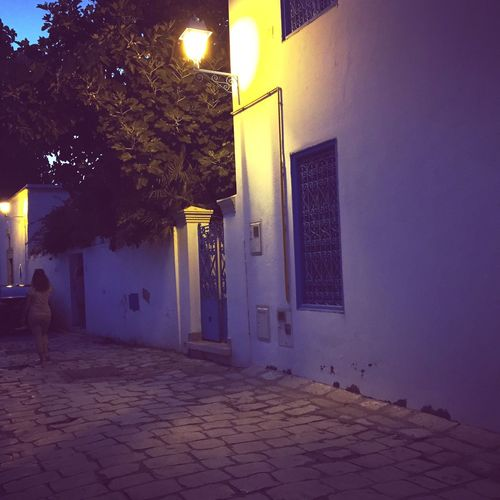 BeautifulTunisia SidibouByNight LovelyCountry 📷byme 🌒👌💛